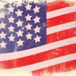 Stock Photo: Stars and stripes