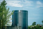 Silo storage — Stock Photo