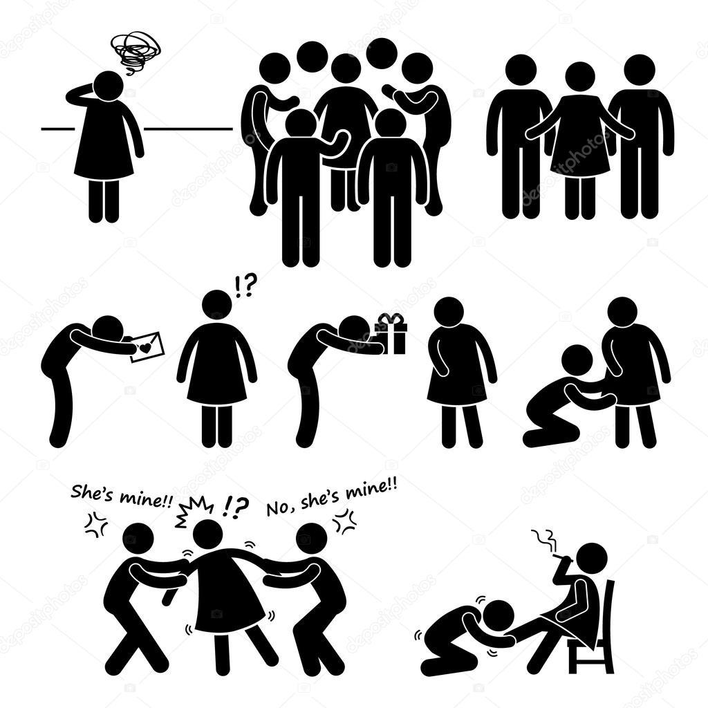 Same sex teen dating violence