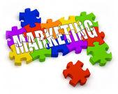 Marketing — Stock Photo