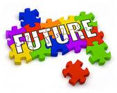 Future — Stock Photo