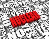 Nuclear Dilemma — Stock Photo