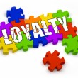 Loyalty — Foto Stock