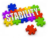 Stabiliteit — Stockfoto