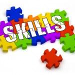 Developing Skills — Stock Photo