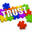 Building Trust - Stock Photo