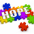 Developing Hope — Stock Photo