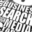 Stock Video: seo search engine optimization