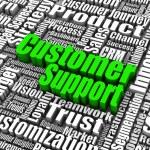 Customer Support — Stock Photo #27100619