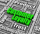Customer Loyalty — Stock Photo