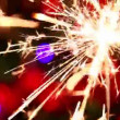Sparkler — Stock Video