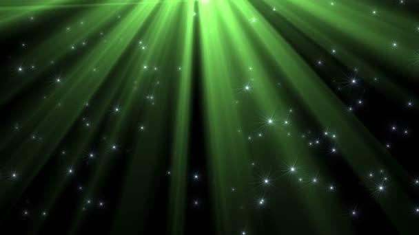 Luz que brilla desde arriba — Vídeo de stock