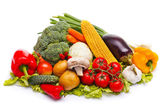 Colorful vegetables — Stock Photo