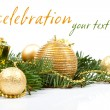 Christmas decoration detail — Stockfoto