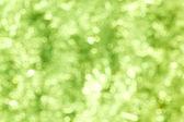 Fondo abstracto bokeh verde — Foto de Stock