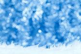 Синий абстрактный фон — Стоковое фото