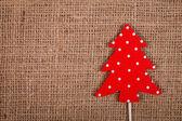 发现圣诞节装饰品 — 图库照片