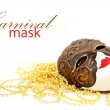 Mask with bead — Stock Photo #5876514
