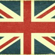 British flag — Stockvectorbeeld
