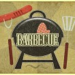 Royalty-Free Stock Vector Image: Barbecue Menu