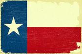 Texas flag — Stock Vector
