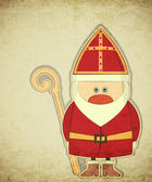 Sinterklaas — Stock Vector