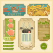 Organic Products — Image vectorielle