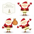 SantClaus — Stock Vector #34707787
