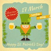 St.Patrick's Day — Stock Vector
