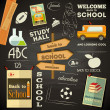 Back to School — Stock Vector #48758907