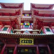 BuddhTooth Relic Temple in ChinTown , Singapore — Stock Photo #27431427