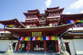 Templo del buda de diente reliquia en chinatown, singapur — Foto de Stock