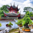 Stock Photo: Chinese courtyard