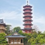 Chinese park — Stock Photo #34661287