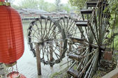 Waterwheel — Stockfoto