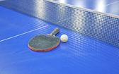 Tennis da tavolo — Foto Stock