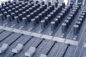 Musik mixer — Stockfoto