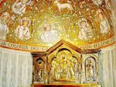 Jerusalem Dormition Abbey Chapel Cologne 2012 — Stock Photo