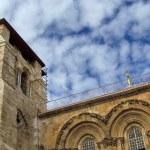 Jerusalem Holy Sepulcher part 2012 — Stock Photo #50165155