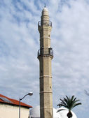 Mesquita de mahmoudiya Jaffa 2012 — Fotografia Stock