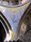 Jerusalem Holy Sepulcher evangelist Matthew 2012  — Stock Photo