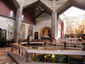Nazareth Church of the Annunciation The upper tier 2010 — Stock Photo
