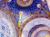 иерусалим церковь всех наций частью интерьера 2012 — Стоковое фото