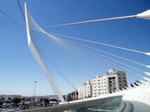 Jerusalem chords bridge 2010 — Stock Photo