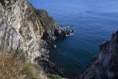 Ischia island Sorgeto bay 2 — Stock Photo