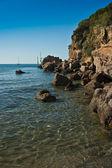 Rocchette beach Castiglione della Pescaia Grosseto Italy 2 — Stock Photo