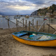 Stock Photo: Seiano harbor,Sorrento peninsula, Italy