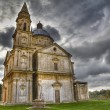 Montepulciano (Tuscany Italy) : Church of St. Blaise — Stock Photo