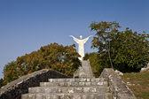Christ of Maratea 2 — Stock Photo