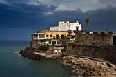 Church of Soccorso (Forio) Ischia island Italy — Стоковое фото